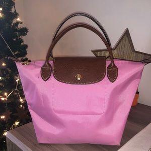 Pink Authentic Longchamp purse
